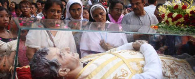 Rubata la reliquia di Don Bosco contenente il cervello del Santo