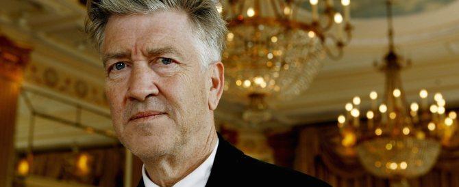 David Lynch a Lucca per la serie Twin Peaks trova il tempo per meditare…