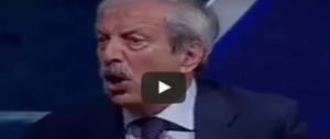 """Donnarumma """"linciato"""" sui social. Rissa in tv Bellugi-Crudeli (video)"""