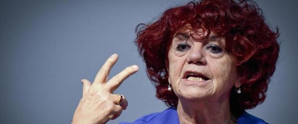 L'ex ministro Valeria Fedeli