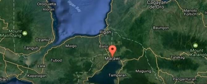 Filippine, dopo la strage al resort, i jihadisti usano i bambini come scudi umani (VIDEO)