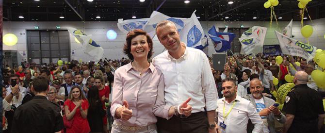 Lady Tosi va al ballottaggio a Verona: sfiderà Sboarina, il Pd resta al palo