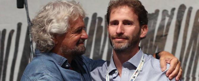 """Casaleggio jr. contro il """"metodo Repubblica"""": fabbrica di falsi scoop"""