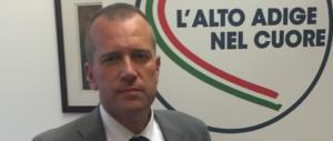 Legge elettorale, Urzì: «Renzi tradisce italiani per inciucio con Svp»