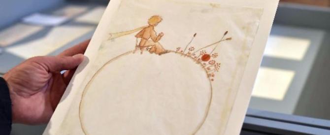 All'asta i disegni del Piccolo Principe scartati da Antoine de Saint-Exupéry