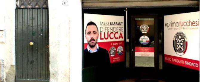 Nella rossa Toscana il Pd è costretto ai ballottaggi. CasaPound decisiva a Lucca