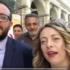 """Meloni a L'Aquila : """"E ora avanti con un modello alternativo al renzismo"""" (video)"""