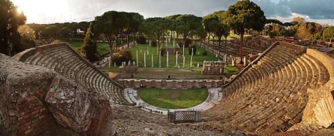 Dalla nascita di Roma ai Pink Floyd: a Ostia antica rivivono i grandi miti