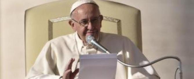 Il Papa: «Perché soffrono i bambini? Non ci sono parole per spiegare…»