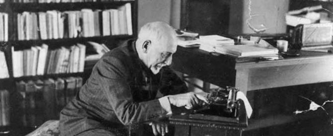 Mussolini salvò l'ultima dimora di Pirandello: un inedito documento storico