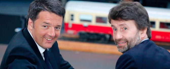 """Pd, Prodi e Franceschini a tenaglia: si avvicina lo """"stai sereno"""" a Renzi"""