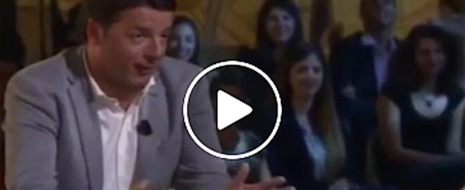 """Scopri dove sono le bugie di Renzi? Ecco il video """"gioco"""" che spopola in rete"""