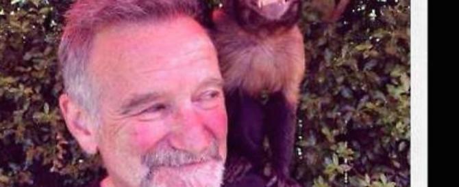 Robin Williams, commuove l'ultima sua foto prima del suicidio