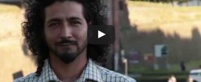 """I Rom chiedono spazio anche su Fb: """"Manca la nostra bandiera"""" (video)"""