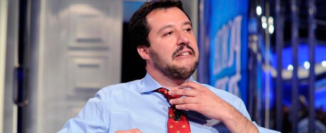 Lega, Salvini: «I nostri parlamentari pronti ad autosospendersi»