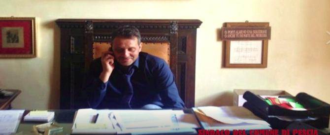 Pescia, arrestato Giurlani: il sindaco Pd si arricchiva con i soldi degli Enti montani
