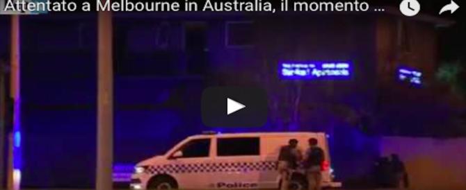 Attentato a Melbourne, l'Isis rivendica: un nostro soldato. Un criminale noto e sorvegliato (VIDEO)