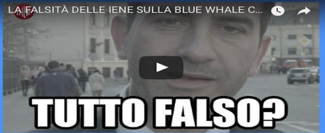 Bufala Blue Whale, ecco il video che smaschera il servizio delle Iene