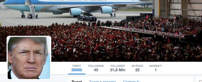Twitter, gli utenti bloccati da Trump fanno causa: ha violato la Costituzione