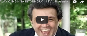 Insinna? Tanto rumore per nulla: torna in tv e sempre in Rai. Ecco a fare cosa (VIDEO)