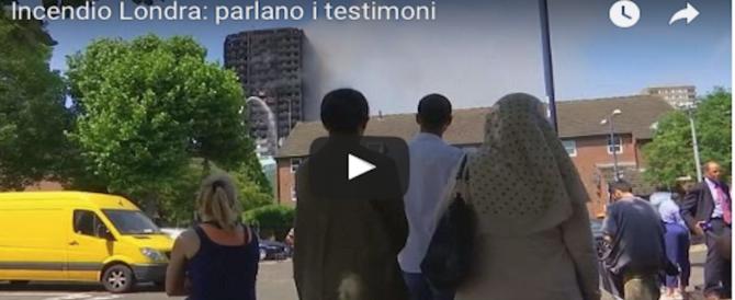 Incendio a Londra, i volti del dramma: mamma fugge con 6 figli. Ne salva 4 (I VIDEO)