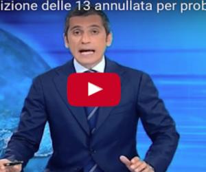 Il Tg5 più incredibile della storia di Mediaset. E Mimun si scusa su Twitter (video)