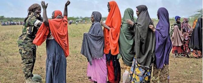 Scontri in Somalia per la distribuzione degli aiuti alimentari: 14 morti