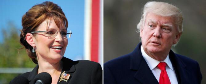 Trump e Sarah Palin contro il NYT e la sua macchina del fango: urla falsità