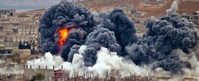 Sorpresa: una Ong accusa gli Usa di usare bombe al fosforo in Siria