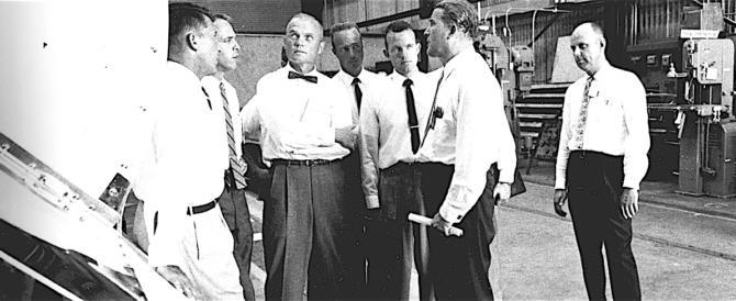 Sparatoria all'arsenale Redstone Usa: ci portarono gli scienziati nazisti nel '45