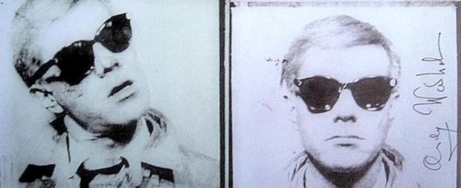 All'asta il primo autoritratto di Warhol. E si fanno di nuovo di cifre da capogiro