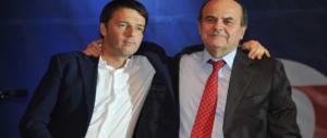 """Torte spedite, tende chiuse e j'accuse: il fuoco """"ami-nemico"""" colpisce Renzi"""