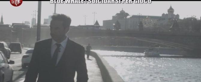 """Blue Whale, """"Le Iene"""" ammettono la mezza bufala: «I video russi erano falsi»"""
