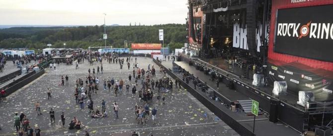 Germania, evacuata arena rock per paura attentato. Perdiamo nella psicoguerra