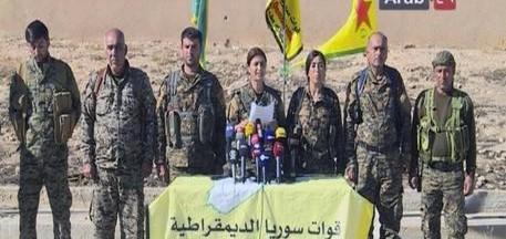 Raqqa assediata dai curdo-siriani: si attende solo l'assalto finale