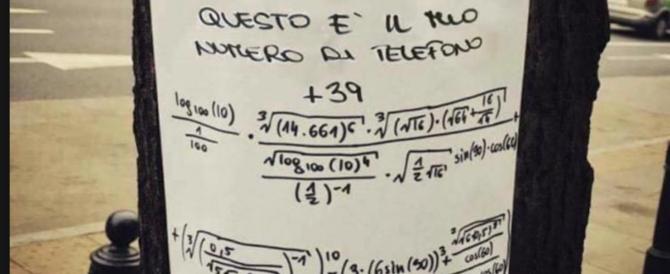 """Il mistero della donna """"matematica"""": cerca un marito intelligente con un'equazione"""