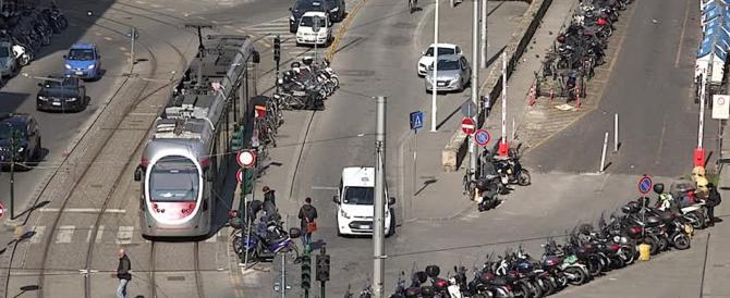 Firenze: traffico impazzito, città in balìa dell'incapacità della sinistra