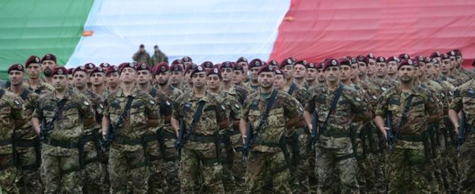 Ius soli, il generale della Folgore: «L'Italia diventerà un inferno afro-islamico»