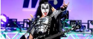 Il leader dei kiss rivendica il copyright delle corna. E prova a registrarsi il marchio