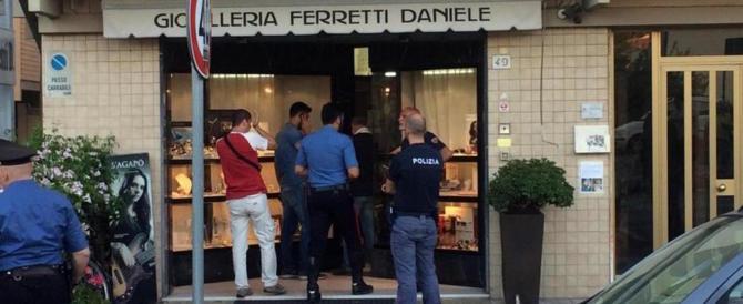 Gioielliere di Pisa: c'è chi organizza una colletta per il rapinatore morto