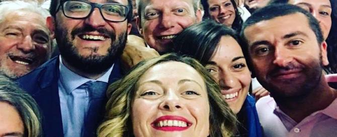 Meloni al Cav: «I moderati in politica non esistono più. Basta con le etichette»