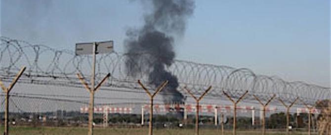 Palozzi: tre incendi in tre giorni al campo nomadi la Barbuta di Roma