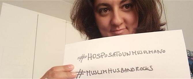 """Campagna virale sul web: """"Ho sposato un musulmano e sono felice…."""""""