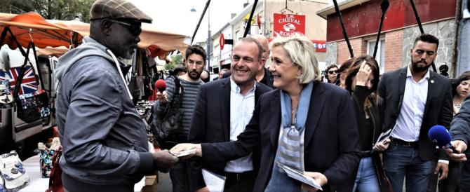 Francia, Marine Le Pen invita i patrioti alla mobilitazione anti-Macron (video)