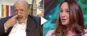 M5s, Costanzo distrugge la Taverna in un faccia a faccia tutto da ridere (video)