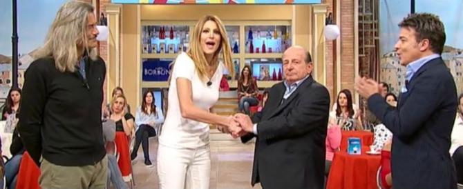 """""""I fatti vostri"""", vince Magalli: «Confermato. Adriana Volpe è fuori»"""