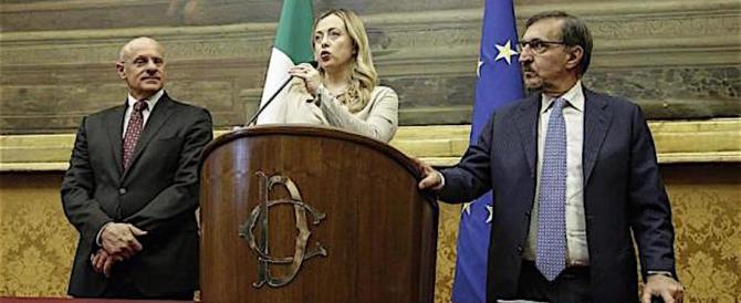 """Legge elettorale, Rampelli: """"Renzi Grillo e Berlusconi? Tre rinnegati…"""""""