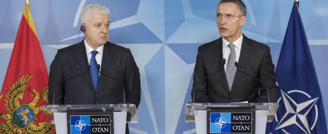 """Lo schiaffo del piccolo Montenegro alla """"Grande Russia"""": ora è nella Nato"""