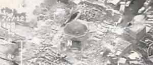 Usa: la distruzione della moschea di Mosul è la prova della brutalità dell'Isis