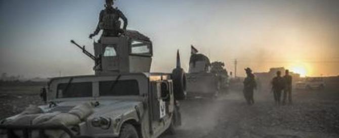 Le truppe irachene entrano nel centro storico di Mosul: il dramma di 100.000 civili